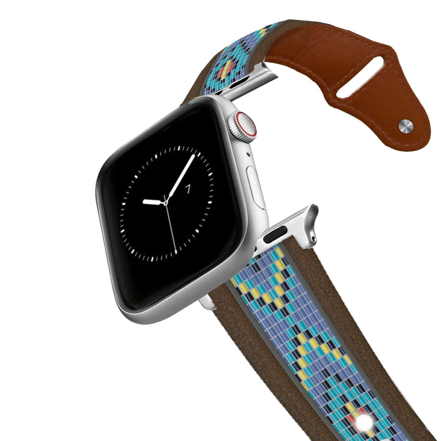 Sedona Leather Apple Watch Band Apple Watch Band - Leather C4 BELTS