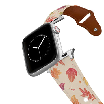 Seasons Change Leather Apple Watch Band Apple Watch Band - Leather C4 BELTS