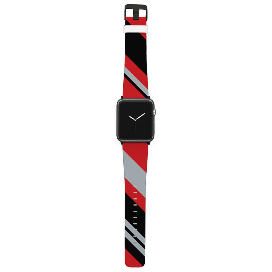 Tampa Bay Football Color Block Team Spirit Apple Watch Band Apple Watch Band C4 BELTS