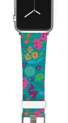 Wildflowers Apple Watch Band Apple Watch Band C4 BELTS