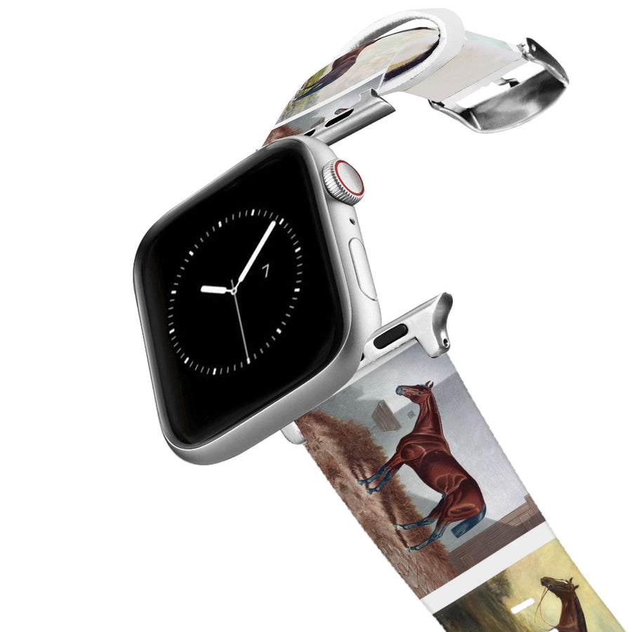 Vintage Horses Apple Watch Band Apple Watch Band C4 BELTS