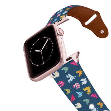 Chickies Leather Apple Watch Band Apple Watch Band - Leather C4 BELTS