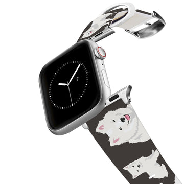 American Eskimo Dog Apple Watch Band Apple Watch Band C4 BELTS
