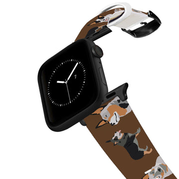 Australian Cattle Dog Apple Watch Band Apple Watch Band C4 BELTS