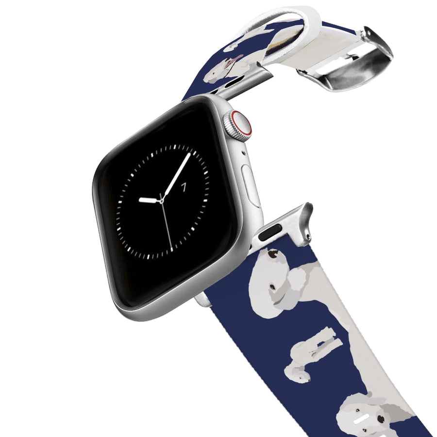 Bedlington Terrier Apple Watch Band Apple Watch Band C4 BELTS