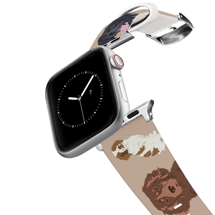 Brittany Spaniel Apple Watch Band Apple Watch Band C4 BELTS