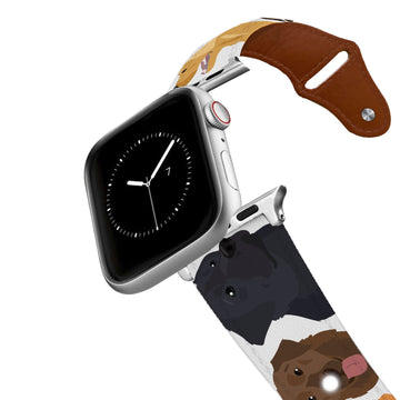 Labs Leather Apple Watch Band Apple Watch Band - Leather C4 BELTS