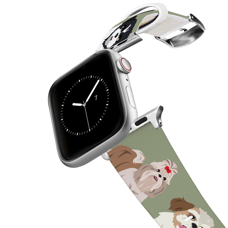 Shih Tzu Apple Watch Band Apple Watch Band C4 BELTS