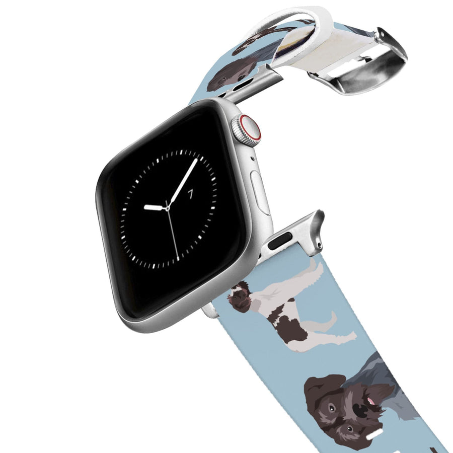 German Wirehaired Pointer Apple Watch Band Apple Watch Band C4 BELTS