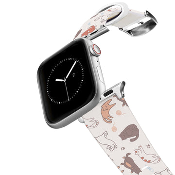 Happy Cats Apple Watch Band Apple Watch Band C4 BELTS