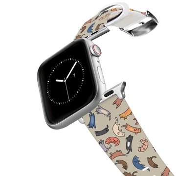 Raining Cats Apple Watch Band Apple Watch Band C4 BELTS