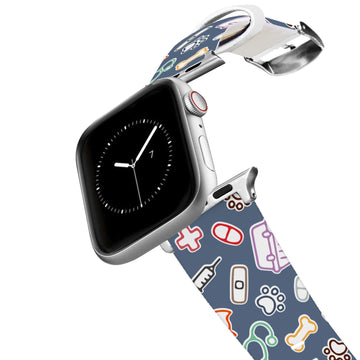 Vet Stickers Apple Watch Band Apple Watch Band C4 BELTS