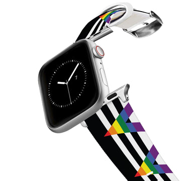 Rainbow Ally Flag Apple Watch Band Apple Watch Band C4 BELTS