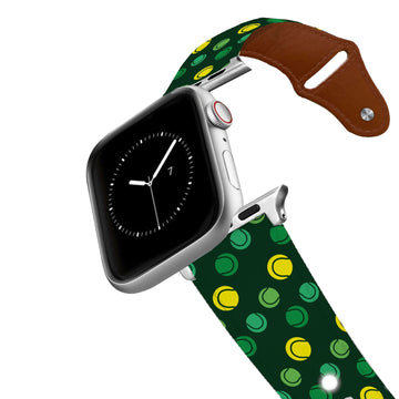 Ball Ace Leather Apple Watch Band Apple Watch Band - Leather C4 BELTS
