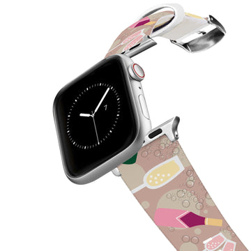 A little Bit of Bubbly Apple Watch Band Apple Watch Band C4 BELTS