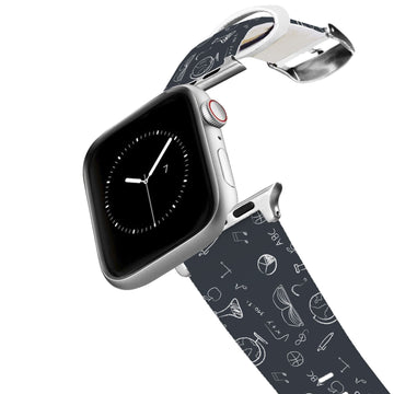 Chalkboard Watch Band Apple Watch Band C4 BELTS