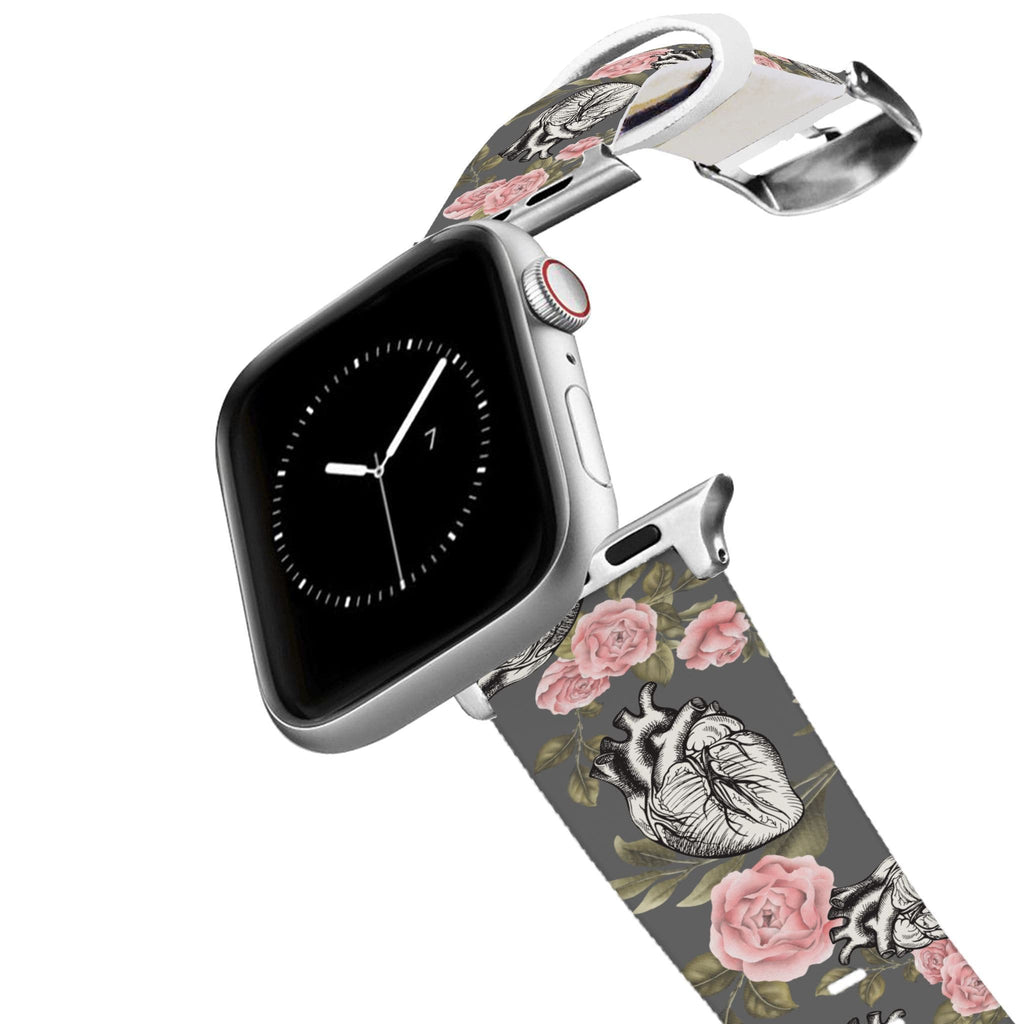 Hearts And Flowers Apple Watch Band Apple Watch Band C4 BELTS