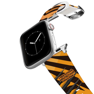 I Saw A Tiger Apple Watch Band Apple Watch Band C4 BELTS