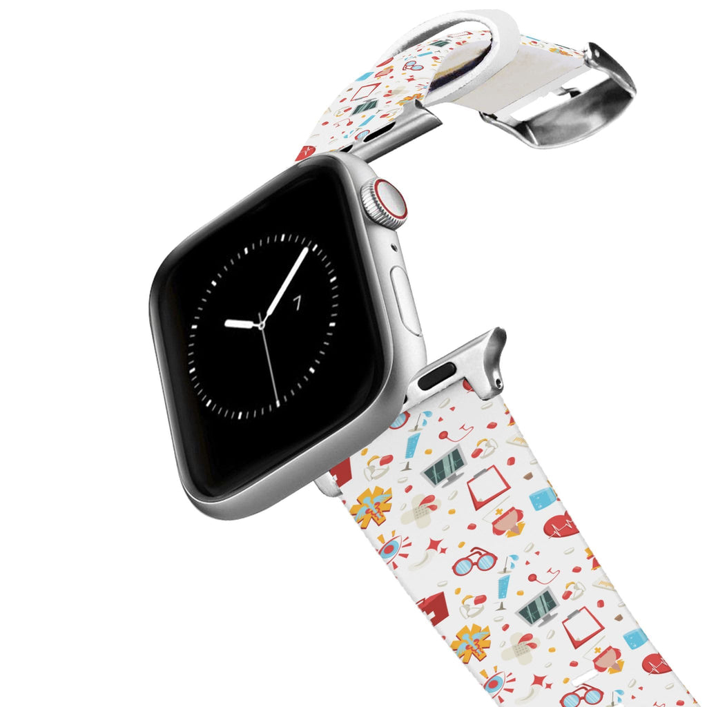 Medical Stickers Apple Watch Band Apple Watch Band C4 BELTS