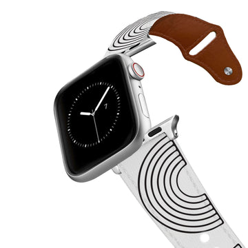 Plainbow Leather Apple Watch Band Apple Watch Band - Leather C4 BELTS