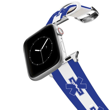 Paramedic Stripes Apple Watch Band Apple Watch Band C4 BELTS