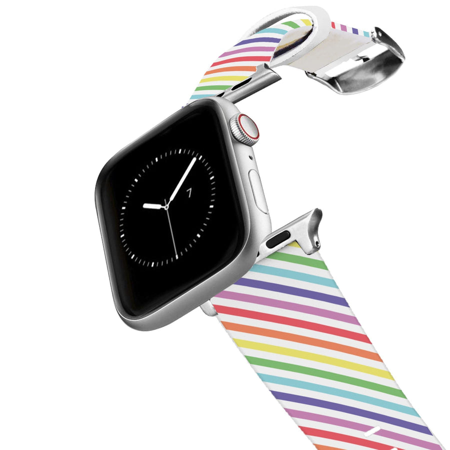 Pastel Pride Apple Watch Band Apple Watch Band C4 BELTS