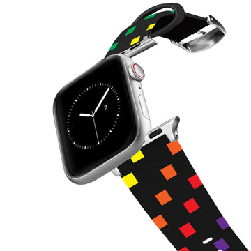 Pixel Pride Apple Watch Band Apple Watch Band C4 BELTS