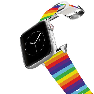 Rainbow Apple Watch Band Apple Watch Band C4 BELTS