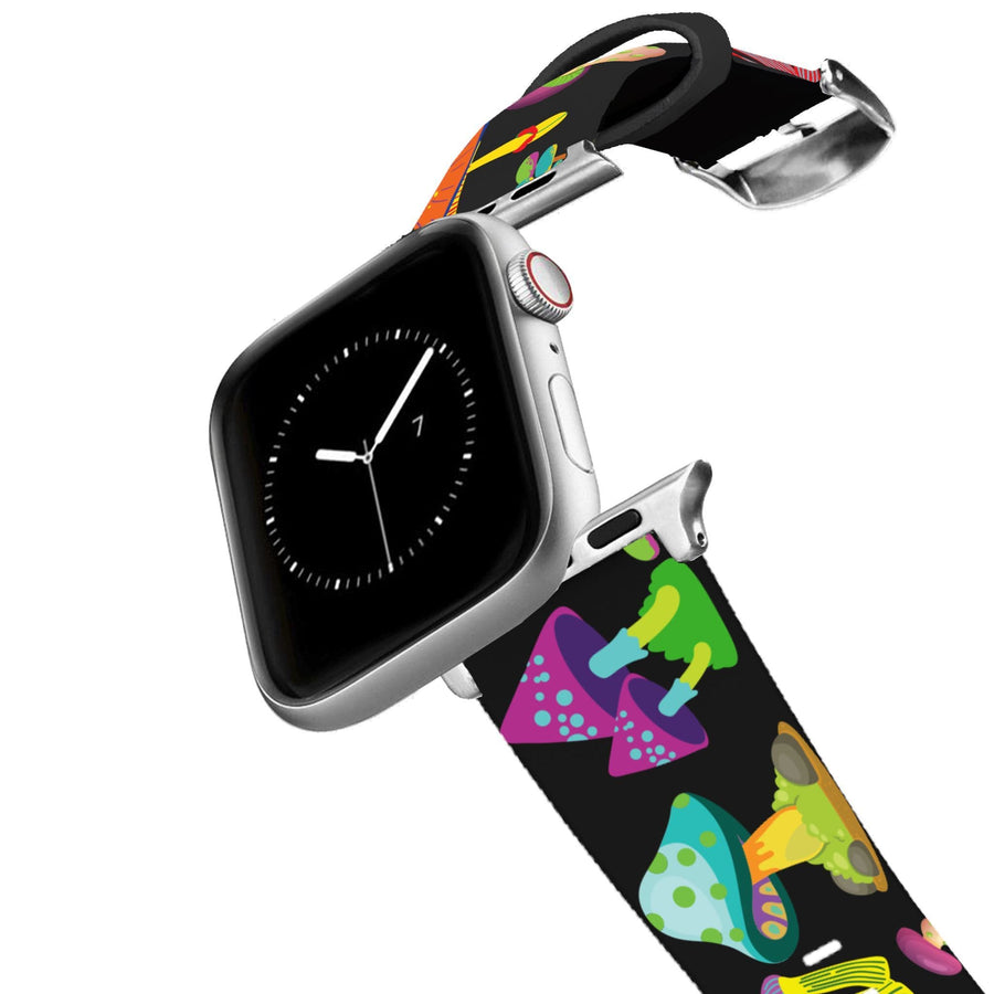 Shrooms Apple Watch Band Apple Watch Band C4 BELTS