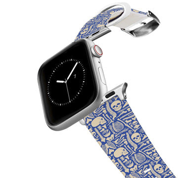 Skeleton Bones Apple Watch Band Apple Watch Band C4 BELTS