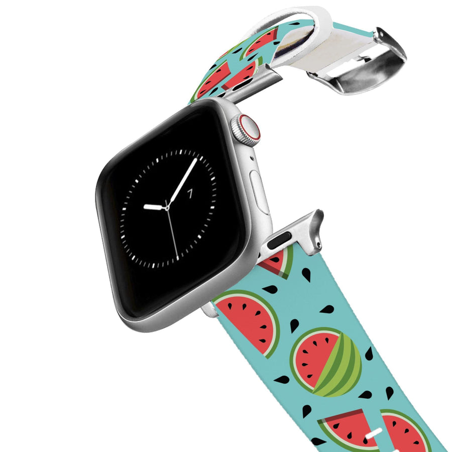 Sliced Watermelon Apple Watch Band Apple Watch Band C4 BELTS