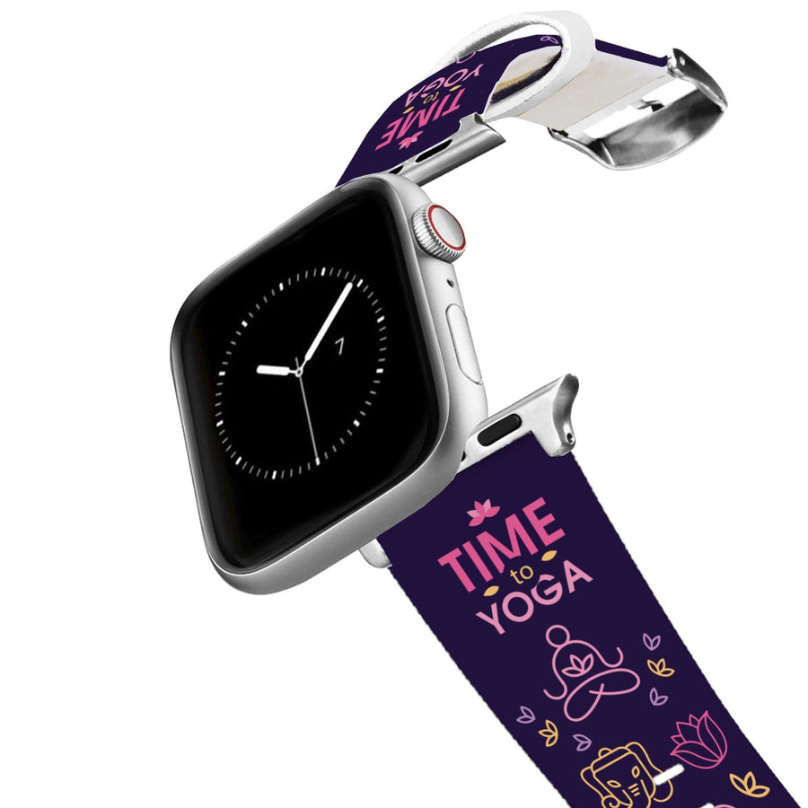 Time To Yoga Apple Watch Band Apple Watch Band C4 BELTS