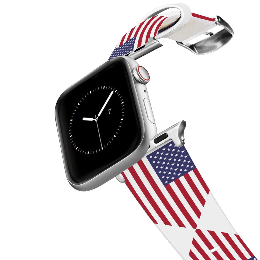 All American Apple Watch Band Apple Watch Band C4 BELTS