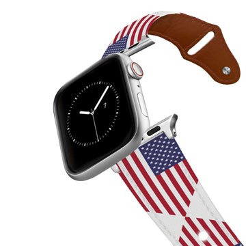 All American Leather Apple Watch Band Apple Watch Band - Leather C4 BELTS
