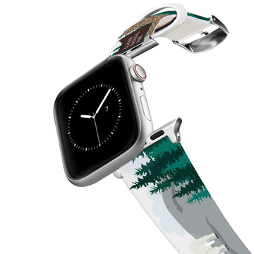 Glacier National Park Apple Watch Band Apple Watch Band C4 BELTS