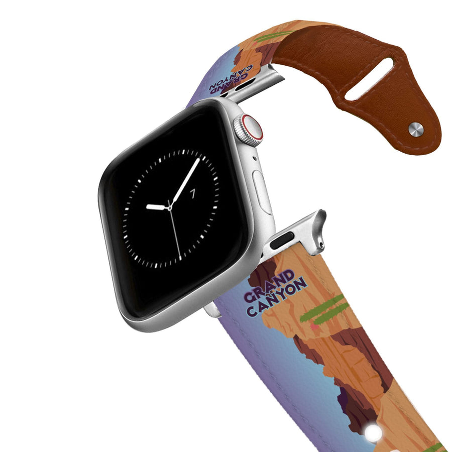 Grand Canyon Leather Apple Watch Band Apple Watch Band - Leather C4 BELTS