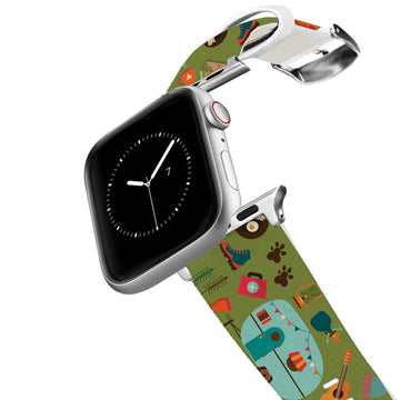 Camping Apple Watch Band Apple Watch Band C4 BELTS