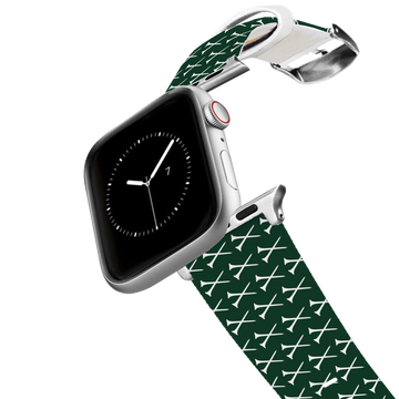 Dressed To A Tee Apple Watch Band