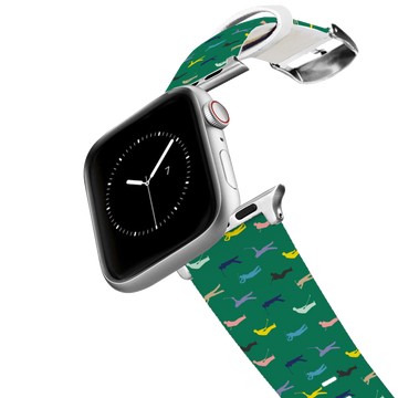 Fore - Green Apple Watch Band