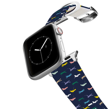 Fore - Navy Apple Watch Band Apple Watch Band C4 BELTS