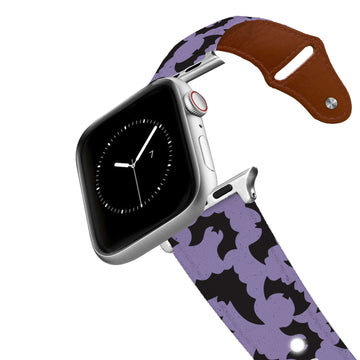Batty Leather Apple Watch Band Apple Watch Band - Leather C4 BELTS