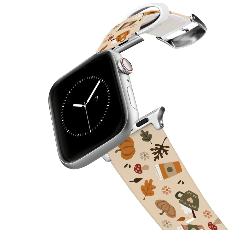 Fall Vibes Apple Watch Band Apple Watch Band C4 BELTS
