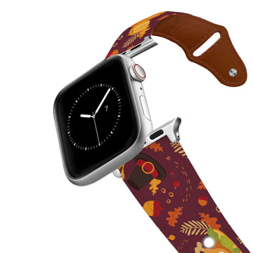 Harvest Leather Apple Watch Band Apple Watch Band - Leather C4 BELTS
