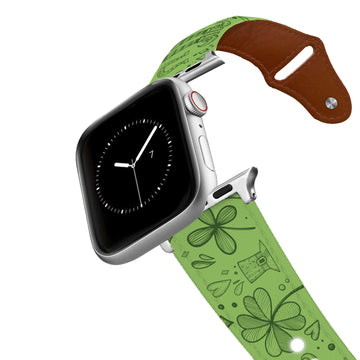 No Pinches Leather Apple Watch Band Apple Watch Band - Leather C4 BELTS