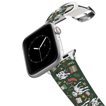 Peppermint Bark Apple Watch Band Apple Watch Band C4 BELTS