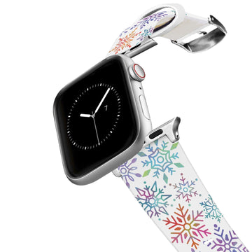 Winter Wonderland Apple Watch Band Apple Watch Band C4 BELTS