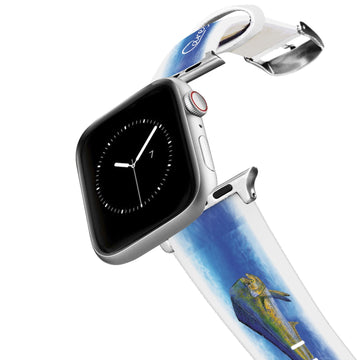 Carey Chen - Art Series Offshore Game Fish Apple Watch Band Apple Watch Band C4 BELTS