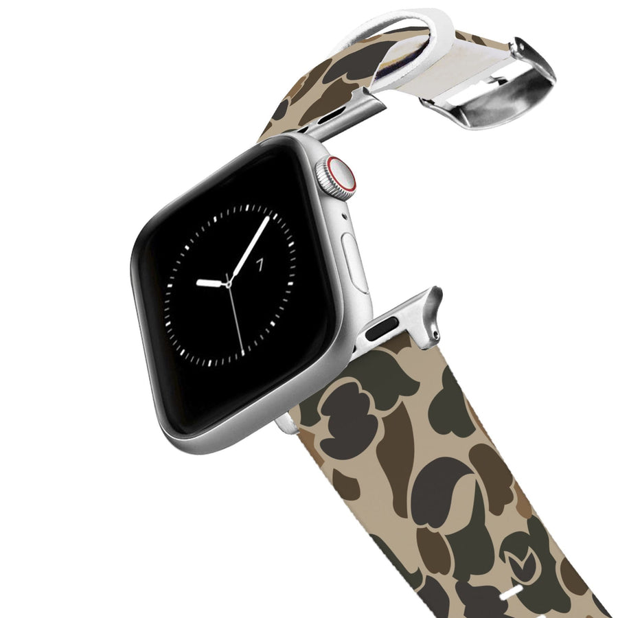 Brigadier Camo Apple Watch Band Apple Watch Band C4 BELTS