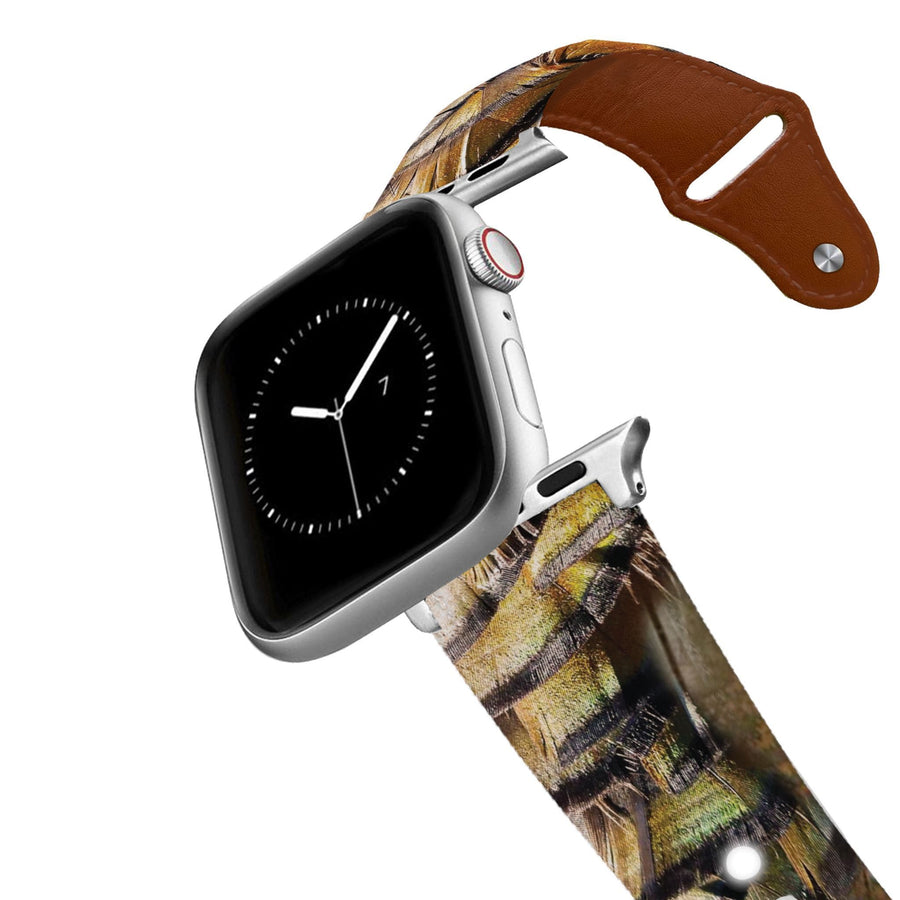 The Gobbler Leather Apple Watch Band Apple Watch Band - Leather C4 BELTS