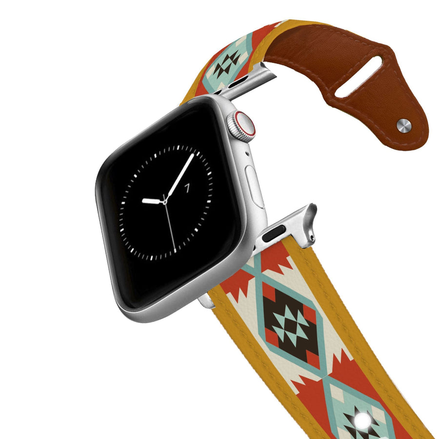 Heritage Leather Apple Watch Band Apple Watch Band - Leather C4 BELTS